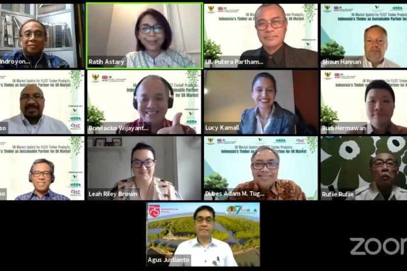 Kepemimpinan Indonesia  terapkan SVLK patut jadi contoh