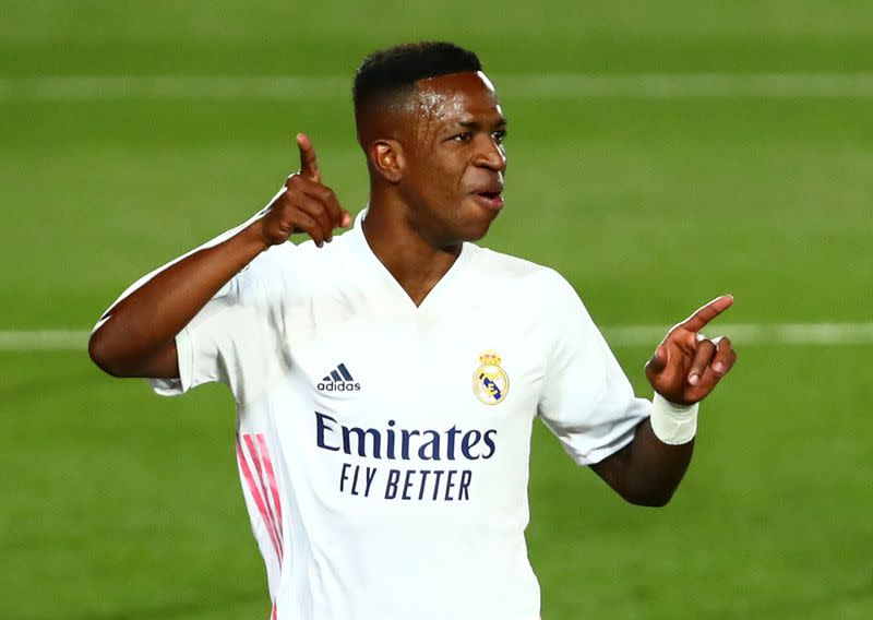 Vinicius proves the difference for Real Madrid