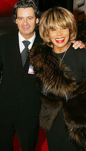 Tina Turner Marries Longtime Love Erwin Bach in Switzerland