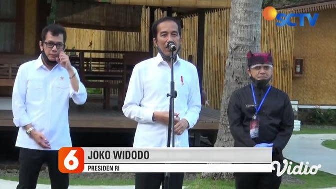 VIDEO: Jokowi Sebut Banyuwangi Siap Menuju Tatanan Normal Baru