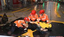 男子跑出亞皆老街遭私家車撞倒 六旬司機涉危駕被捕