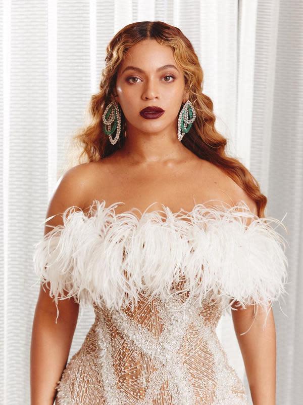 Beyonce. (Foto: Instagram terverifikasi @beyonce)