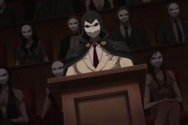 Court of Owls Batman vs Robin