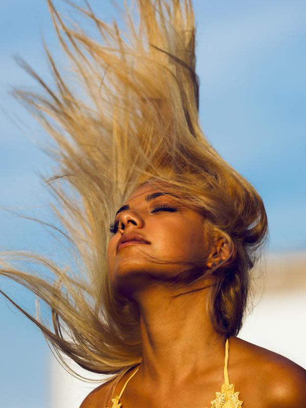 ilustrasi rekomendasi cat rambut untuk semua jenis kulit/unsplash