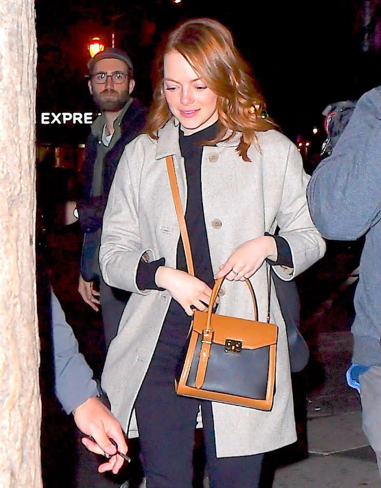 Emma Stone   DIGGZY/SplashNews.com