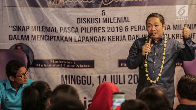 Anis Matta Akui Banyak Kader Partai Gelora Barisan Sakit Hati PKS