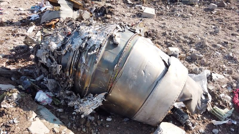 France confirms it will read black boxes of downed Ukrainian jet, Canada to help