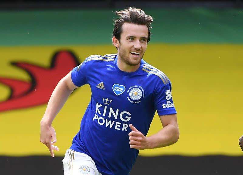 Chelsea sign defender Chilwell on five-year contract