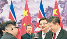 【Yahoo論壇/黃奎博】台灣和北韓難道命中注定「互抓交替」?