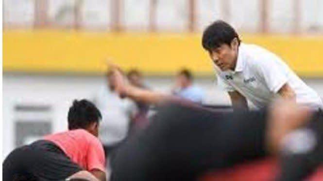 Latihan Timnas Indonesia Kembali Diundur