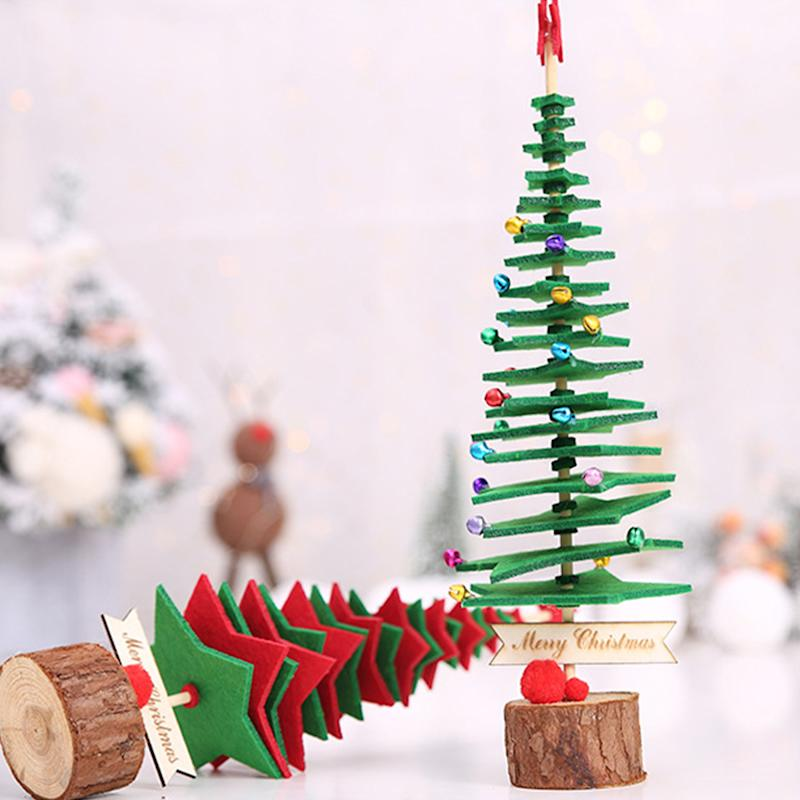 Mini Christmas Tree Ornament. (Photo: Walmart)
