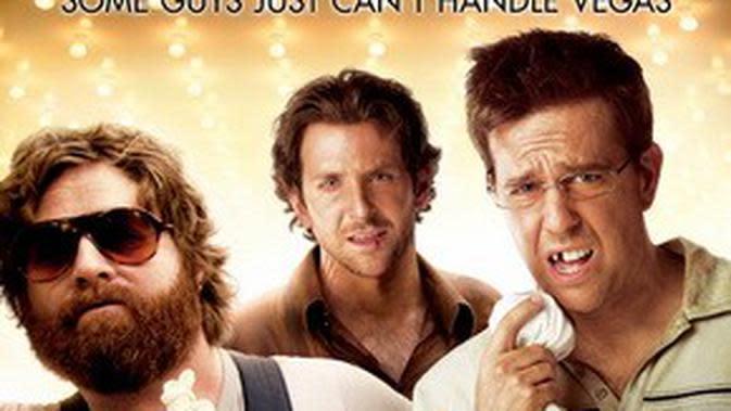 Sebuah film komedi yang disutradarai oleh Todd Phillips