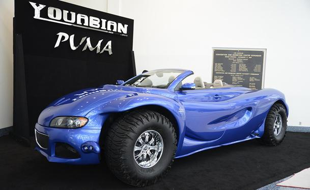 How the $1.1 million Youabian Puma won the Los Angeles Auto Show