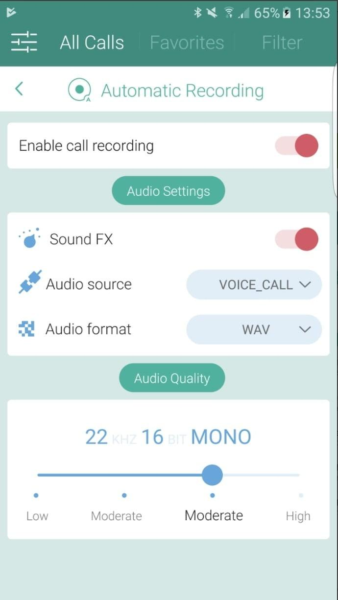 how to record a phone call in android recorder s93