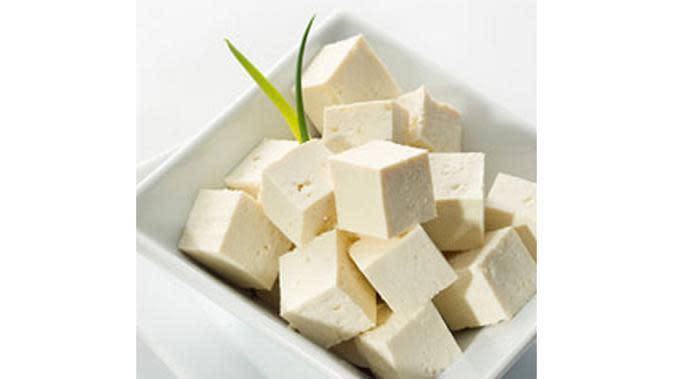 Tahu Amanah dari bandung ini lezat sekaligus sehat karena terbuat dari susu