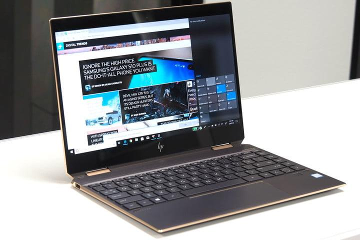 HP Spectre x360 13 (late 2018)