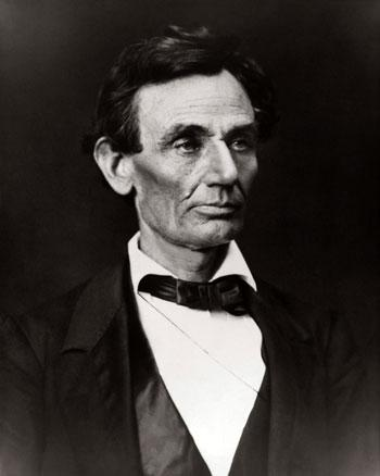 The endearing reason why Lincoln grew his beard