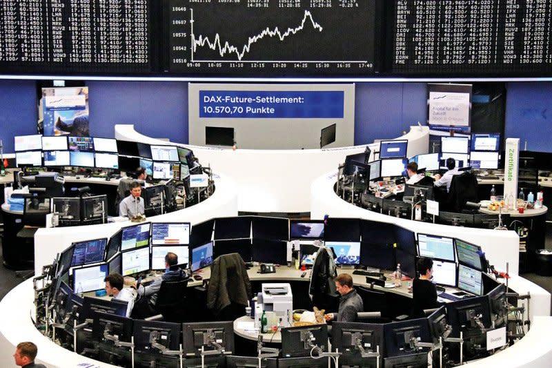 Saham Jerman terus merosot dengan indeks DAX turun 1,41 persen
