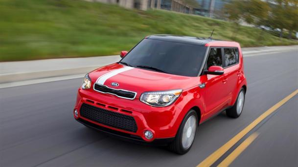 2014 Kia Soul hamster dances into the future