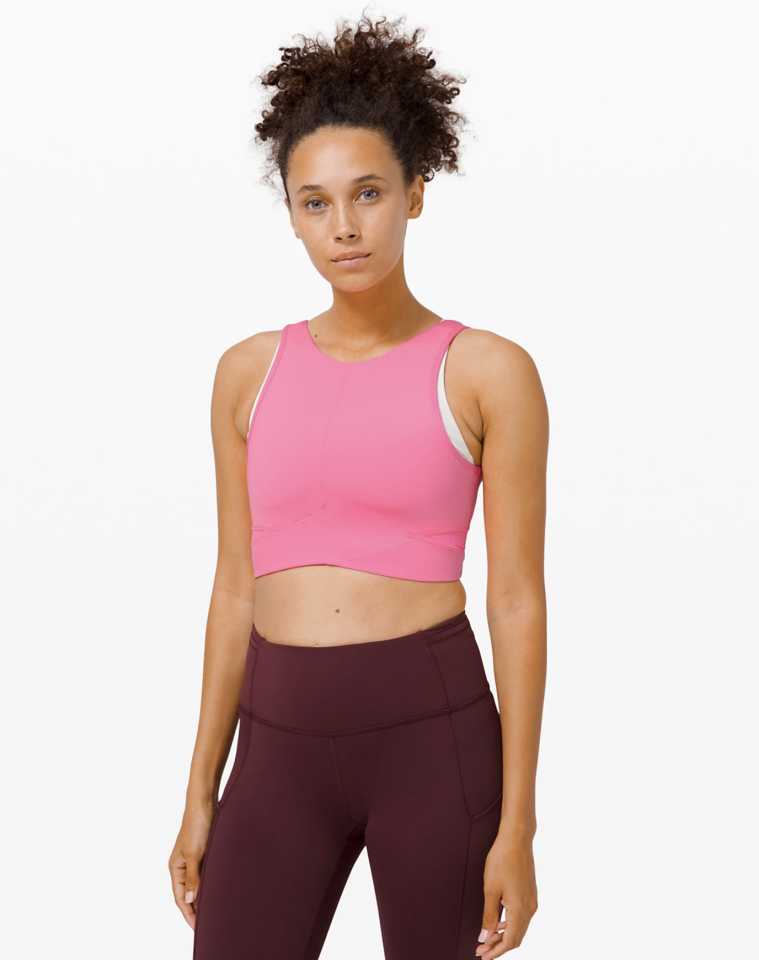 "<p><strong>Lululemon</strong></p><p>lululemon.com</p><p><a href=""https://go.redirectingat.com?id=74968X1596630&url=https%3A%2F%2Fshop.lululemon.com%2Fp%2Fwomen-tanks%2FFinal-Mile-Crop-Tank-MD%2F_%2Fprod10040066&sref=https%3A%2F%2Fwww.seventeen.com%2Ffashion%2Fg30519407%2Fdoes-lululemon-have-sales%2F"" target=""_blank"">Shop Now</a></p><p><strong><del>$68</del> $49 (28% off)</strong></p><p><strong></strong>Is it a workout tank? Is it a Going Out top? Trick question: it's both and for only $39.</p>"