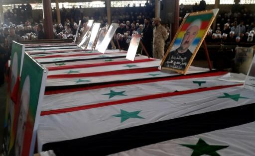 The July 25 suicide bombings, shootings and stabbings were the deadliest attack on Syria's Druze community of the seven-year civil war