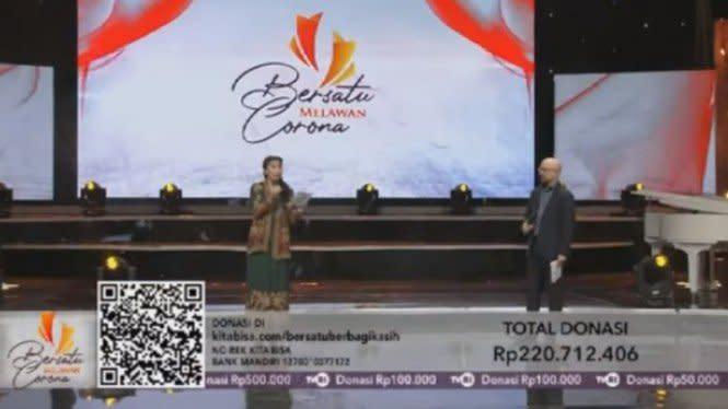 Imbas Konser Bersatu Melawan Corona, Jokowi Didesak Bubarkan BPIP
