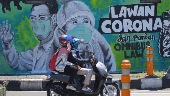 Update Corona Jakarta 26 April 2020: 3.745 Kasus, Ada 357 Meninggal