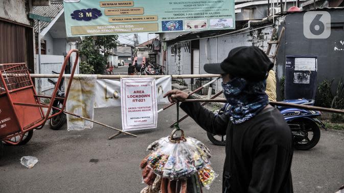 Zona Merah Covid-19 di Indonesia Bertambah Jadi 62 Daerah