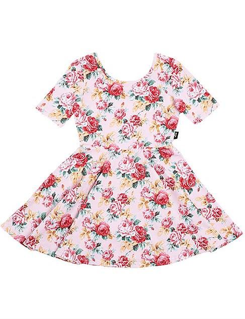 David Jones' range Rock Your Kid offers this adorable Rose Essence Mabel Dress for $55.