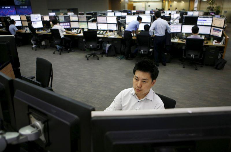 Korsel berjanji atasi volatilitas pasar keuangan di tengah wabah virus