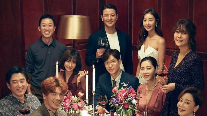 Drama Korea Graceful Friends (Foto: Soompi)