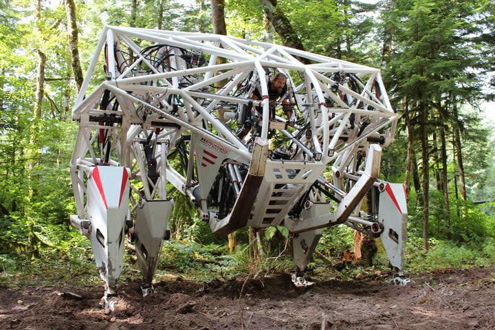 Prosthesis robot