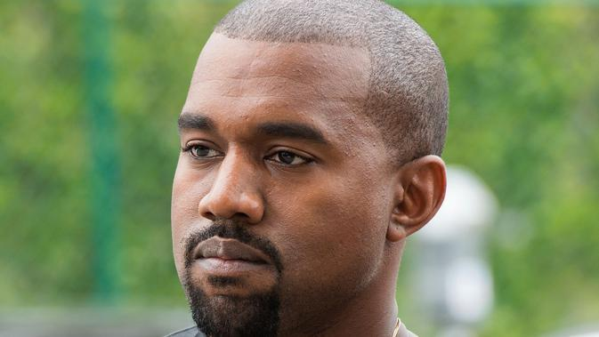 Kanye West (AFP)