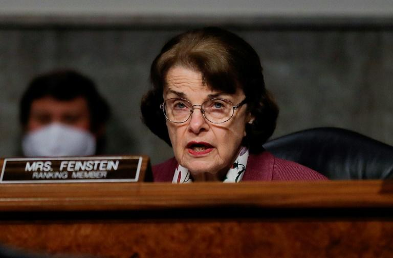US Democratic Senator Dianne Feinstein was investigated for stock sales by her husband ahead of the coronavirus pandemic