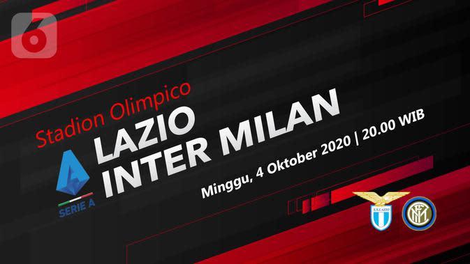 Lazio vs Inter Milan (Liputan6.com/Abdillah)