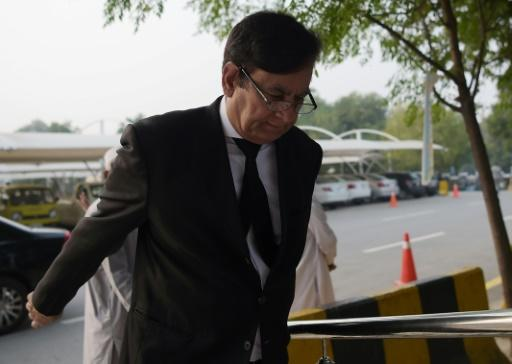 Bibi's lawyer Saif-ul-Mulook told AFP 'the verdict has shown that the poor, the minorities and the lowest segments of society can get justice in this country despite its shortcomings'
