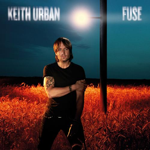 "This CD cover image released by Capitol Nashville shows ""Fuse,"" the latest release by Keith Urban. (AP Photo/Capitol Nashville)"
