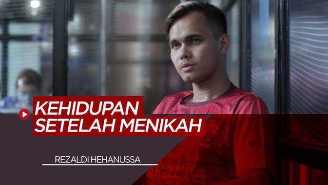 VIDEO: Cerita Bek Persija Jakarta, Rezaldi Hehanussa Setelah Menikah