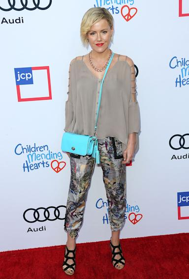 1st Annual Children Mending Hearts Style Sunday - Arrivals