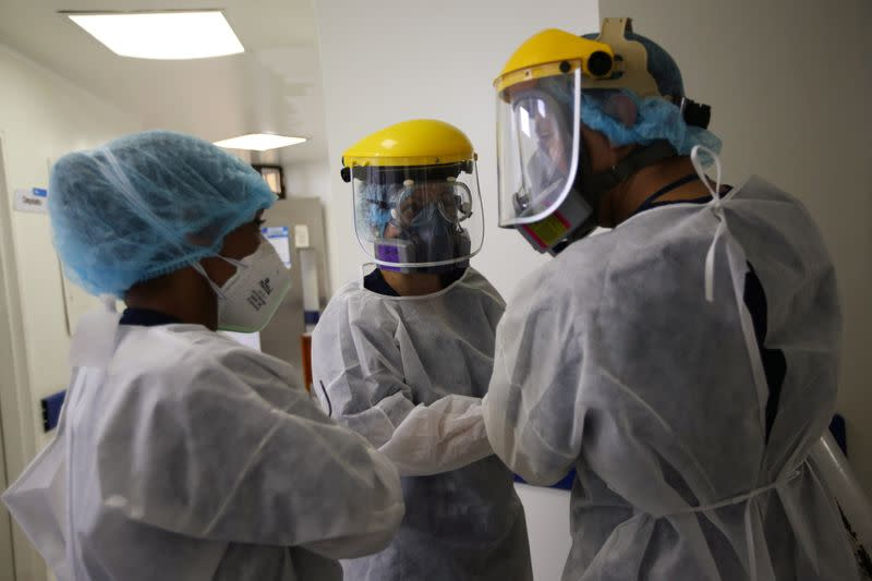 Colombia's confirmed coronavirus cases rise above 50,000