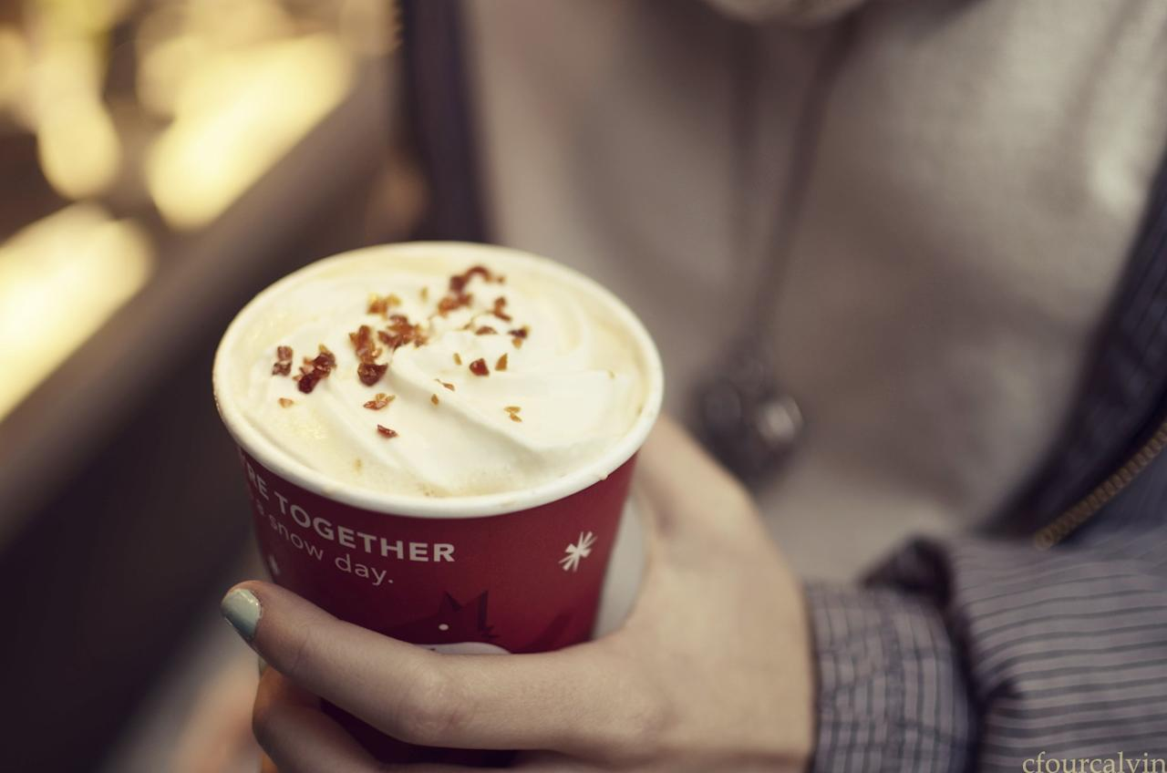 <p>If your kid has a sophisticated palette for crème brulée (or just delicious caramels), they'll love this sweet drink: a rich combination of steamed milk and caramel brulée sauce, finished with a dollop of whipped cream.</p>