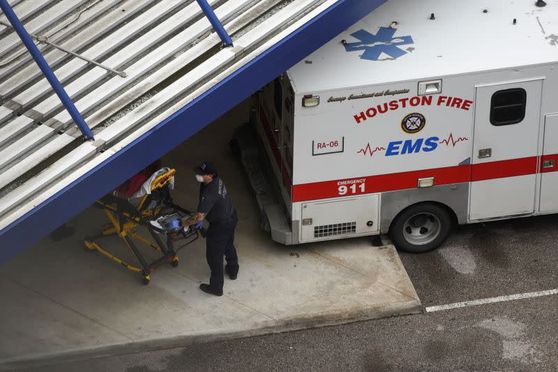 Texas Children's Hospital admitting adults as coronavirus surges in Houston