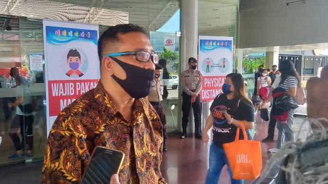 Manajer Manado Town Square Yono Akbar menjelaskan terkait penutupan pusat perbelanjaan terkemuka di Manado tersebut.