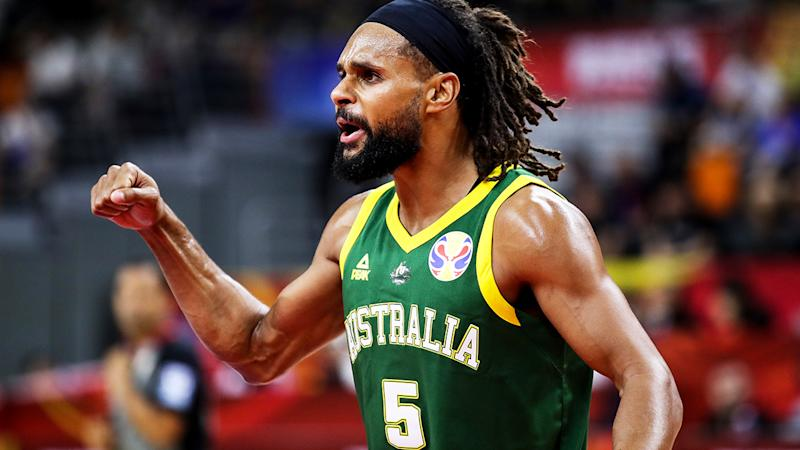 quality design 3bbee 40f2b Boomers make history with World Cup win over Lithuania