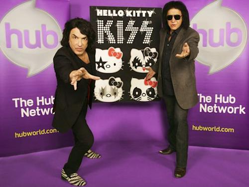KISS, Hello Kitty Team For What Will Surely Be The Best TV Show Ever