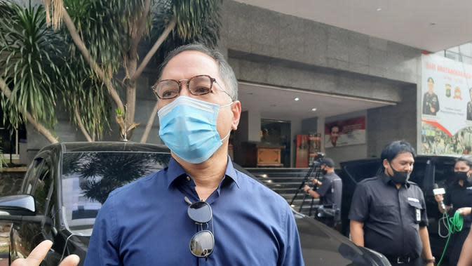 Top 3 News: Pemred Metro TV Desak Polisi Usut Tuntas Kematian Yodi Prabowo