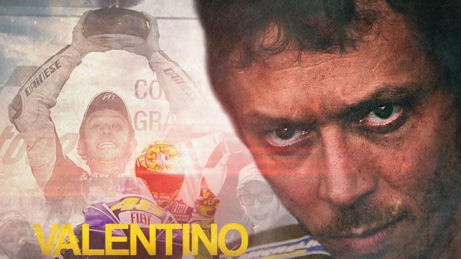 MotoGP - Valentino Rossi (Bola.com/Adreanus Titus)