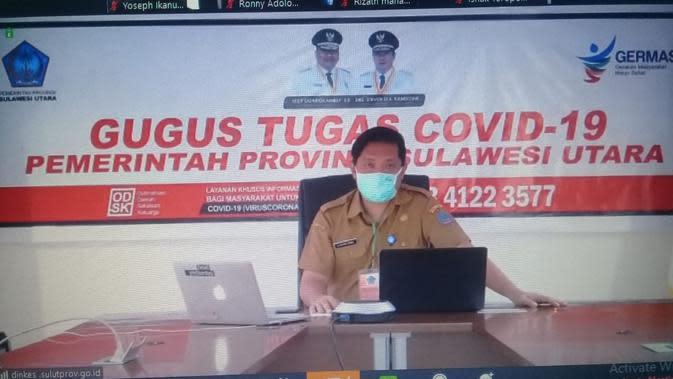 Penambahan Kasus Covid-19 di Sulut Tak Berhenti, Terbanyak dari Manado