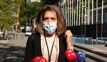 貝里斯駐聯合國常代 盼台灣參與世衛大會 (圖)