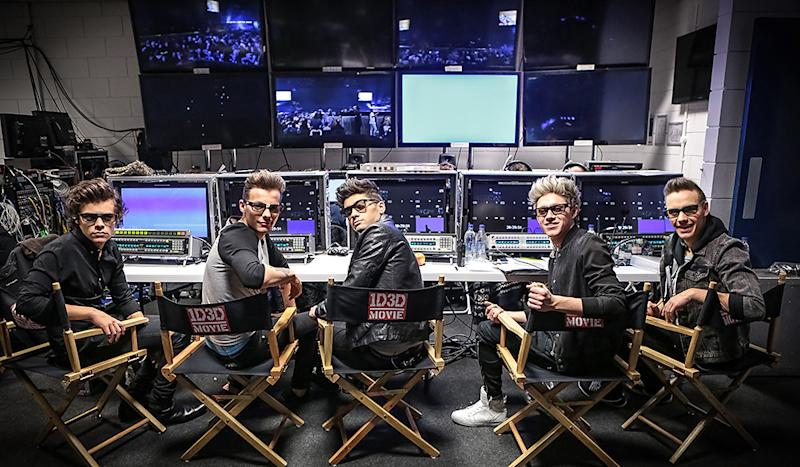 One Direction Builds Buzz for 'This Is Us' With Special Advance Screenings
